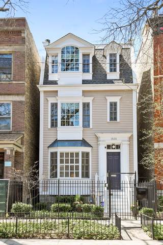 1826 N Cleveland Avenue, Chicago, IL 60614 (MLS #10516121) :: Property Consultants Realty