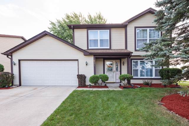 631 Bluff Street, Carol Stream, IL 60188 (MLS #10516203) :: The Mattz Mega Group