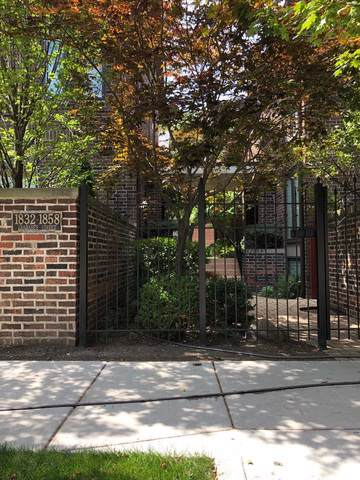 1848 N Larrabee Street #1848, Chicago, IL 60614 (MLS #10516267) :: Property Consultants Realty