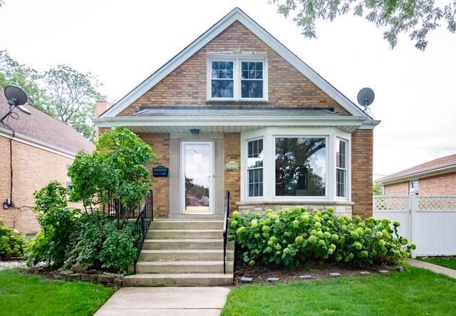 7307 W Clarence Avenue, Chicago, IL 60631 (MLS #10516355) :: The Mattz Mega Group