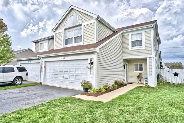 1438 N Pembroke Drive, South Elgin, IL 60177 (MLS #10516369) :: Property Consultants Realty