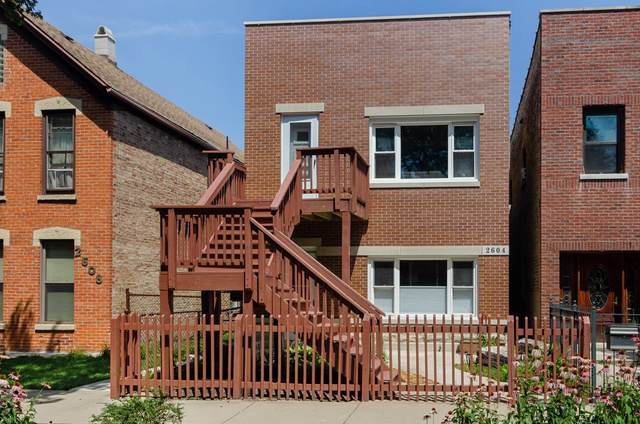 2604 W Superior Street, Chicago, IL 60612 (MLS #10516378) :: Property Consultants Realty