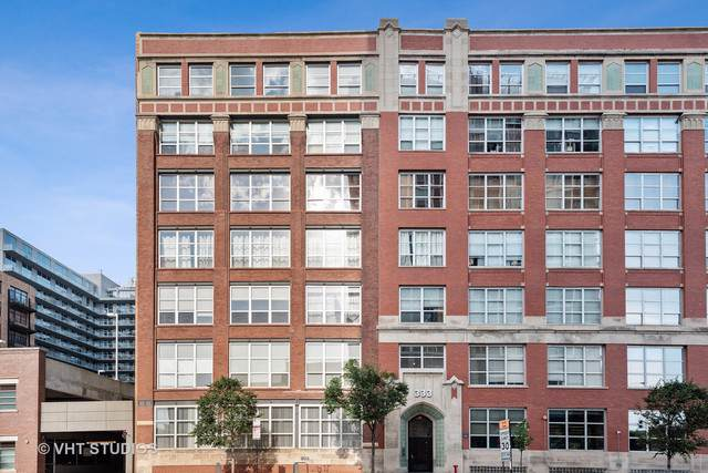 333 S Desplaines Street #513, Chicago, IL 60661 (MLS #10516429) :: Property Consultants Realty