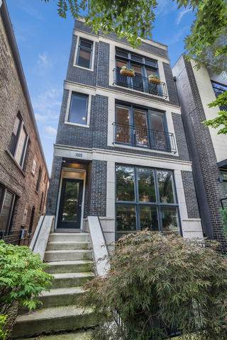 1025 N Honore Street #2, Chicago, IL 60622 (MLS #10516472) :: Property Consultants Realty