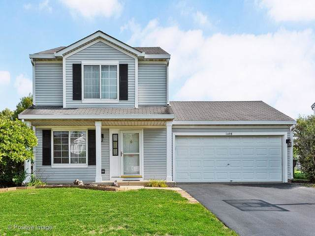1408 Burke Lane, South Elgin, IL 60177 (MLS #10516496) :: Property Consultants Realty