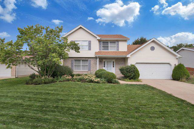 2011 Maplewood Circle, Naperville, IL 60563 (MLS #10516542) :: Property Consultants Realty