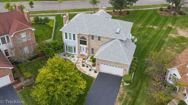 4595 Hatch Lane, Lisle, IL 60532 (MLS #10516600) :: The Dena Furlow Team - Keller Williams Realty