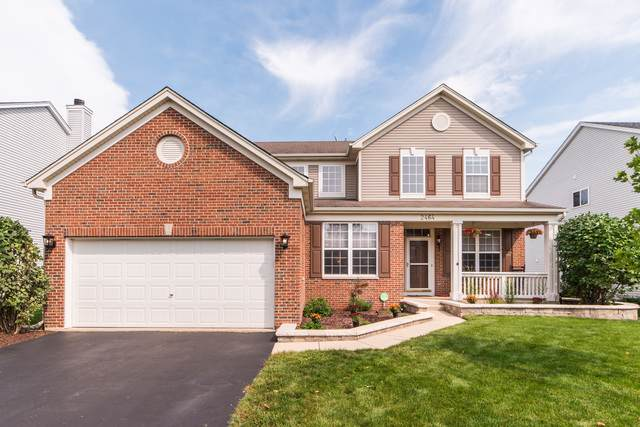2464 Deer Point Drive, Montgomery, IL 60538 (MLS #10516679) :: O'Neil Property Group