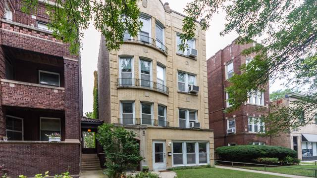 4309 N Damen Avenue #1, Chicago, IL 60618 (MLS #10516701) :: Touchstone Group