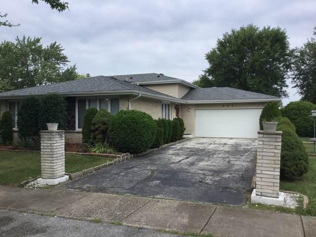 642 E 193rd Place, Glenwood, IL 60425 (MLS #10516711) :: Baz Realty Network | Keller Williams Elite