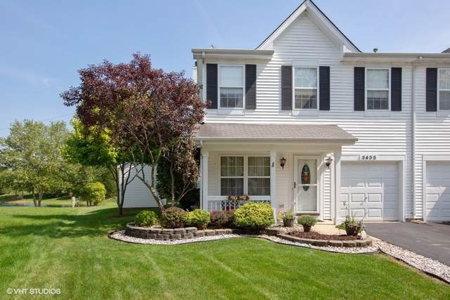 5453 Keystone Court, Plainfield, IL 60586 (MLS #10516765) :: Property Consultants Realty