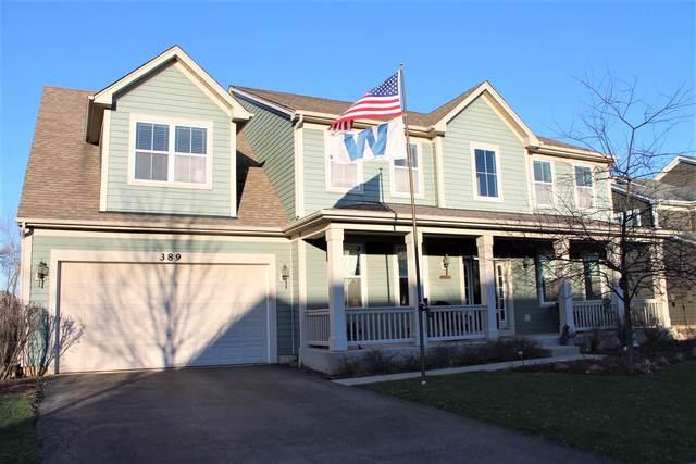 389 Fountain Avenue, Elgin, IL 60124 (MLS #10516780) :: BNRealty