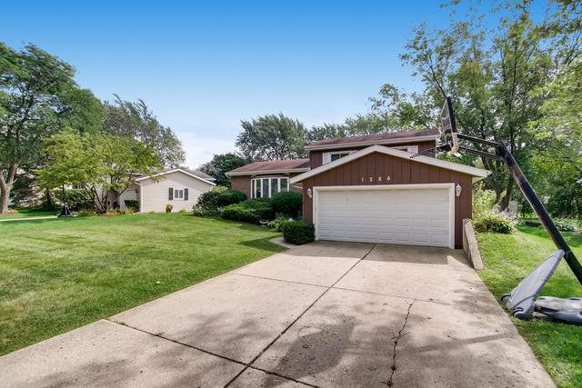 1286 Downing Court, Wheaton, IL 60189 (MLS #10516805) :: BNRealty