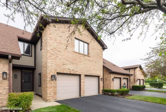 1784 Pebble Beach Drive #1784, Hoffman Estates, IL 60169 (MLS #10516891) :: John Lyons Real Estate