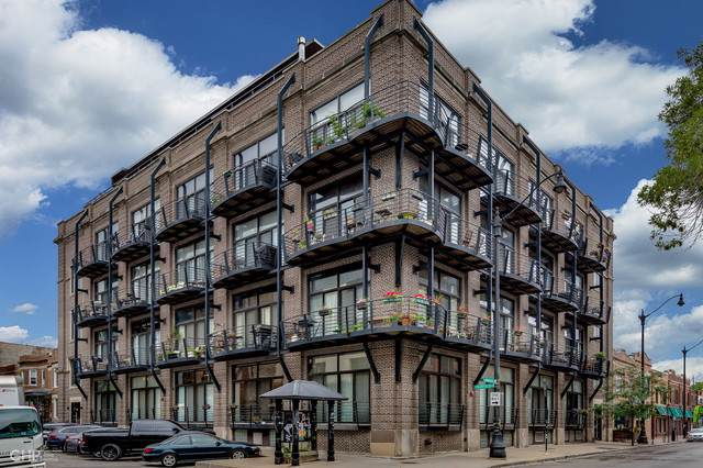 2735 W Armitage Avenue #402, Chicago, IL 60647 (MLS #10516937) :: Property Consultants Realty
