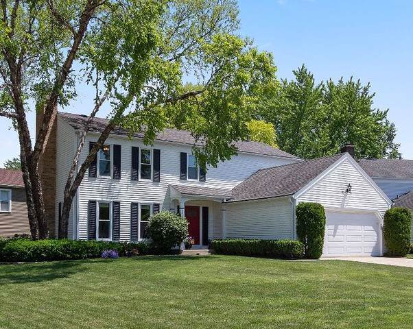 1315 Gail Drive, Buffalo Grove, IL 60089 (MLS #10516949) :: Baz Realty Network | Keller Williams Elite