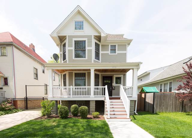 4216 N Harding Avenue, Chicago, IL 60618 (MLS #10517017) :: Property Consultants Realty