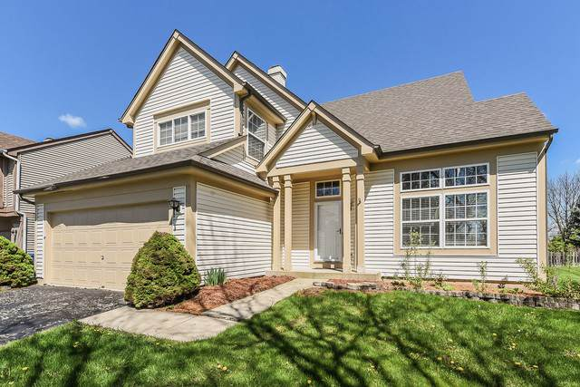 304 Barton Court, Bartlett, IL 60103 (MLS #10517037) :: The Perotti Group | Compass Real Estate