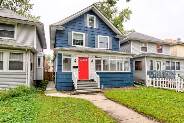 1917 W Chase Avenue, Chicago, IL 60626 (MLS #10517090) :: Baz Realty Network | Keller Williams Elite