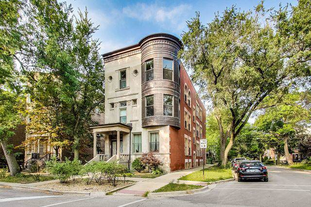 2105 W Walton Street Gw, Chicago, IL 60622 (MLS #10517119) :: Property Consultants Realty