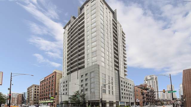330 W Grand Avenue #1304, Chicago, IL 60654 (MLS #10517173) :: Property Consultants Realty