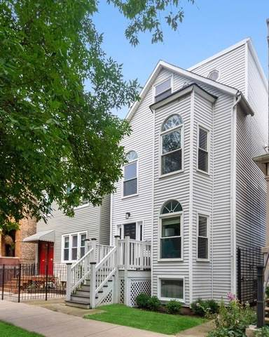 2527 N Washtenaw Avenue, Chicago, IL 60647 (MLS #10517188) :: Property Consultants Realty