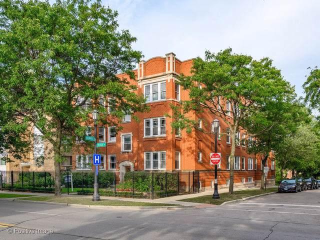 201 Ridge Avenue #202, Evanston, IL 60202 (MLS #10517251) :: BNRealty
