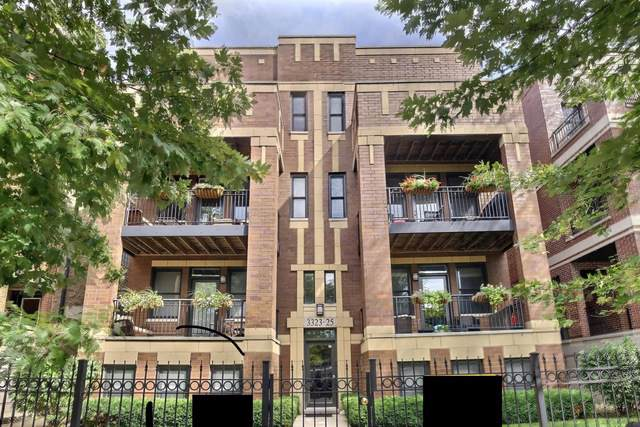 3325 N Seminary Avenue 3N, Chicago, IL 60657 (MLS #10517290) :: Baz Realty Network | Keller Williams Elite