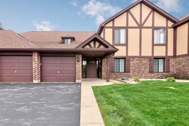 1706 Lakecliffe Drive A, Wheaton, IL 60189 (MLS #10517339) :: Baz Realty Network | Keller Williams Elite