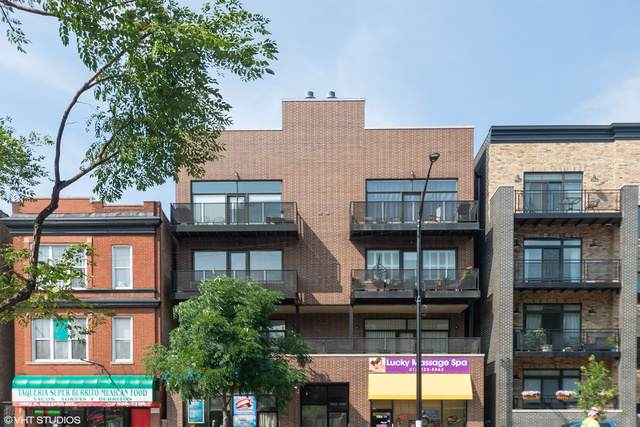 1504 N Western Avenue 2S, Chicago, IL 60622 (MLS #10517344) :: Property Consultants Realty