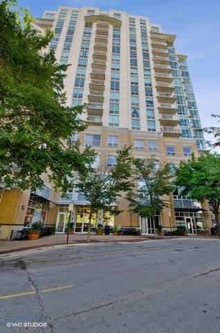 1640 Maple Avenue #1505, Evanston, IL 60201 (MLS #10517359) :: BNRealty