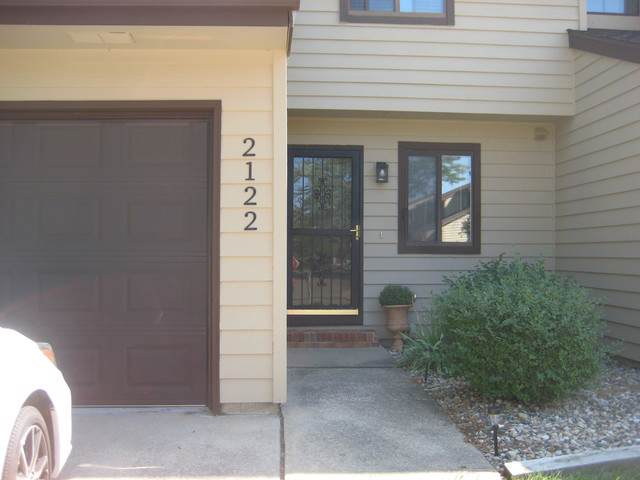 2122 Harbortown Circle #2122, Champaign, IL 61821 (MLS #10517366) :: Property Consultants Realty