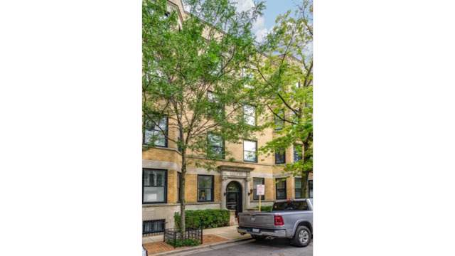 1709 N Crilly Court B, Chicago, IL 60614 (MLS #10517393) :: Property Consultants Realty