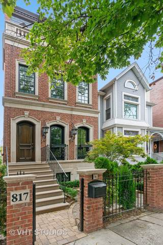 817 W Wrightwood Avenue, Chicago, IL 60614 (MLS #10517410) :: Property Consultants Realty