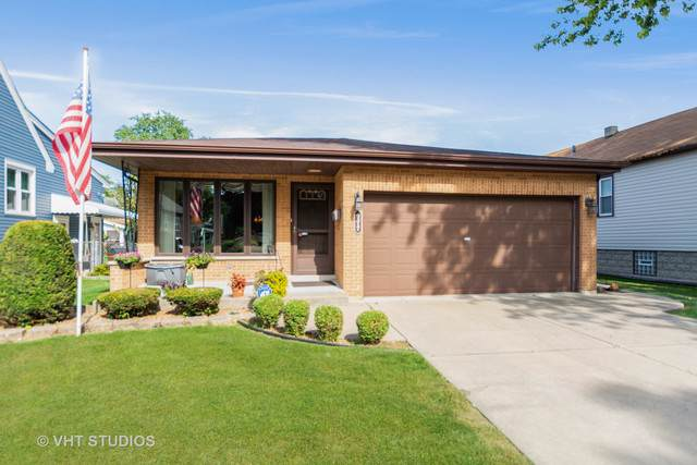 9317 S Albany Avenue, Evergreen Park, IL 60805 (MLS #10517505) :: The Perotti Group | Compass Real Estate