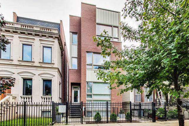 1523 W Huron Street #3, Chicago, IL 60642 (MLS #10517512) :: Property Consultants Realty