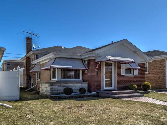 7353 N Oconto Avenue, Chicago, IL 60631 (MLS #10517514) :: The Perotti Group | Compass Real Estate