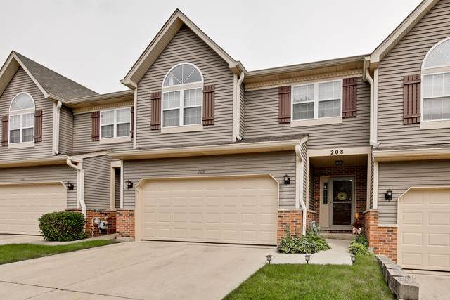 208 Dunridge Circle #208, East Dundee, IL 60118 (MLS #10517519) :: Lewke Partners