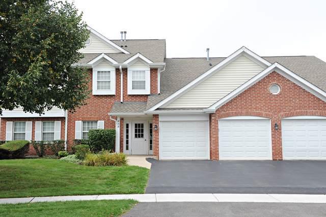 232 Winnsboro Court 6B, Schaumburg, IL 60193 (MLS #10517520) :: Ani Real Estate