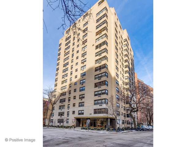 1335 N Astor Street 1C, Chicago, IL 60610 (MLS #10517544) :: Property Consultants Realty