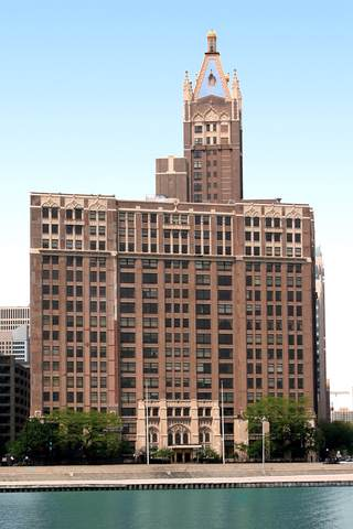 680 N Lake Shore Drive #406, Chicago, IL 60611 (MLS #10517556) :: Ryan Dallas Real Estate