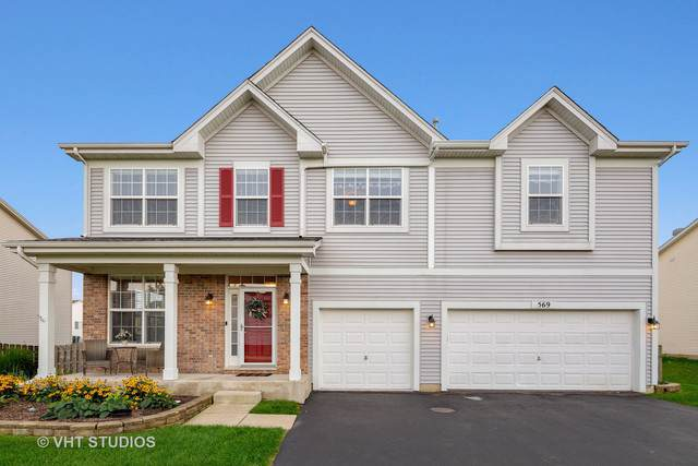 569 W Fairborn Lane, Round Lake, IL 60073 (MLS #10517565) :: Baz Realty Network | Keller Williams Elite