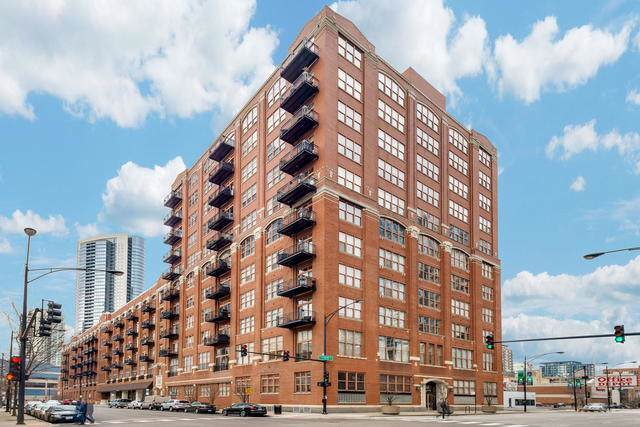 360 W Illinois Street #606, Chicago, IL 60654 (MLS #10517597) :: Property Consultants Realty