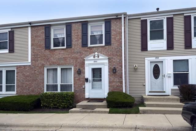 1961 Haddam Place, Hoffman Estates, IL 60169 (MLS #10517698) :: Ani Real Estate