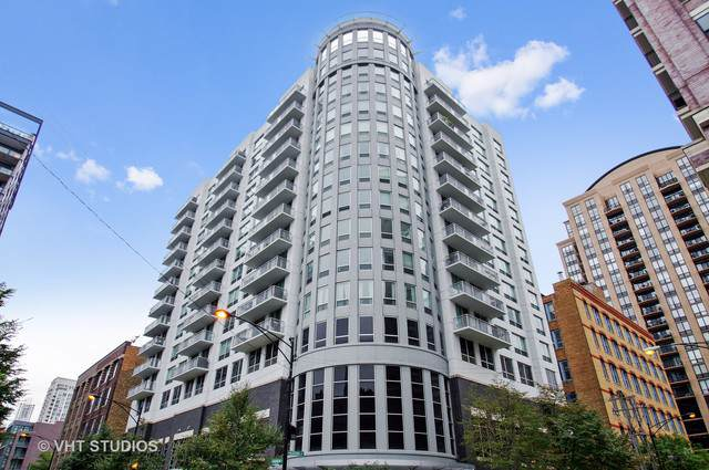 421 W Huron Street #1001, Chicago, IL 60654 (MLS #10517699) :: Property Consultants Realty