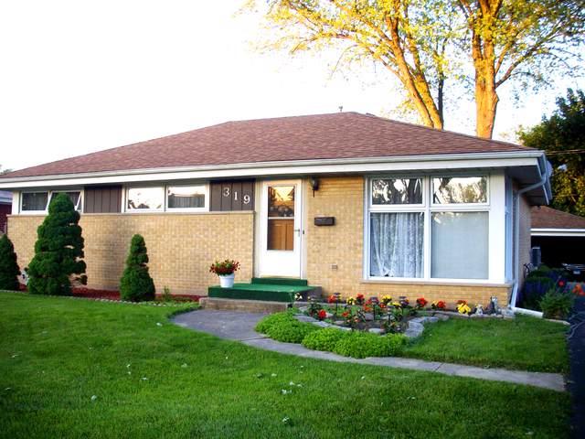 319 N Wilke Road, Arlington Heights, IL 60005 (MLS #10517825) :: Ryan Dallas Real Estate