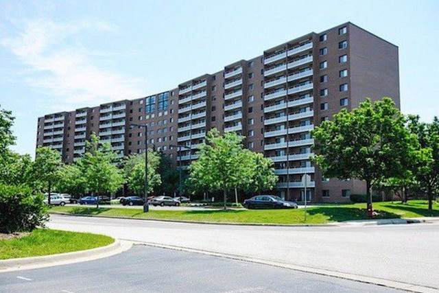 21 Kristin Drive #1201, Schaumburg, IL 60195 (MLS #10517858) :: Angela Walker Homes Real Estate Group