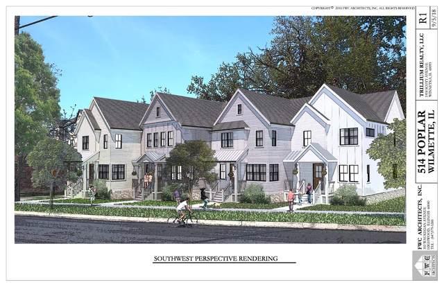 512 N Poplar Drive, Wilmette, IL 60091 (MLS #10517869) :: Baz Realty Network | Keller Williams Elite