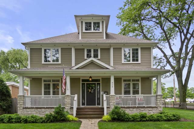 828 Phillippa Street, Hinsdale, IL 60521 (MLS #10517892) :: Ryan Dallas Real Estate