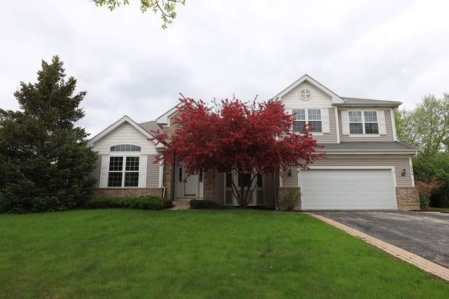 5598 Chapel Hill, Gurnee, IL 60031 (MLS #10517925) :: The Perotti Group | Compass Real Estate